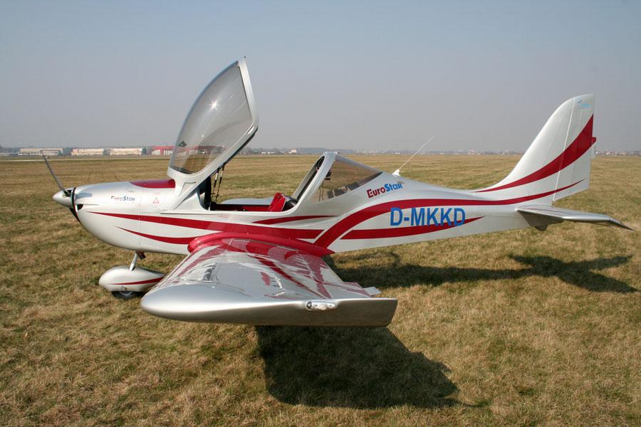 Евростар SL – сверхлегкий учебно-тренировочный самолет
