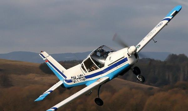 На «Злинах» готовят частных пилотов