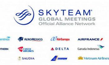 Участники альянса SkyTeam