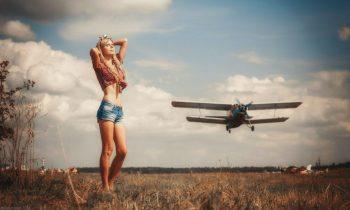 Частный полет на самолете – воплощение детской мечты