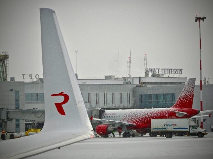 Пулково» – домашний аэропорт авиакомпании «Россия»
