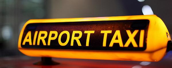 Такси – самый популярный транспорт до аэропортов