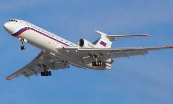 Ту-154 – гордость советского авиастроения